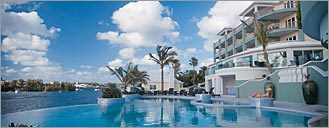 SWEET DEAL The Newstead Belmont Hills Resort and Spa in Bermuda sells fractional shares in its suites.