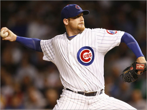 Ryan Dempster 2008 statistics: W-L ERA IP K BB 17-6 2.96 206 2/3 187 76 Here's a name we never thought we'd see on a list of marquee free agents. He was a below-average starter in seven seasons with Cincinnati and Florida, then a middling reliever in four years as a Cub. Finally put into starting duty, he placed third in the NL in wins and fourth in ERA. He's due for a raise on his $5.33 million salary.