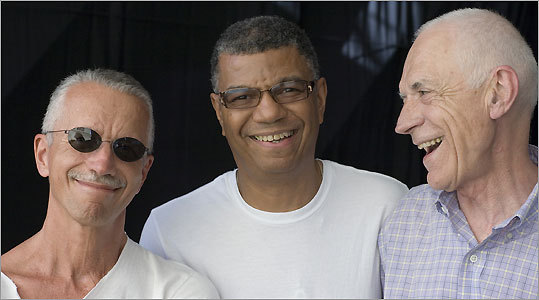 Keith Jarrett, Jack DeJohnette, and Gary Peacock