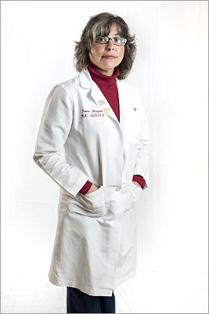 Name: Teresa Mazeika Age: 43 Company: Dana-Farber Cancer Institute in Boston Job: Triage nurse, clinical research center Tenure: 21 years 'There is such a purpose to my work. I get to be the kind of nurse I was taught to be in school. I spend time with patients, educate them, and on top of that, I'm respected here. Every day I'm surrounded by excellence, and when you work with people so dedicated, it makes you better.'