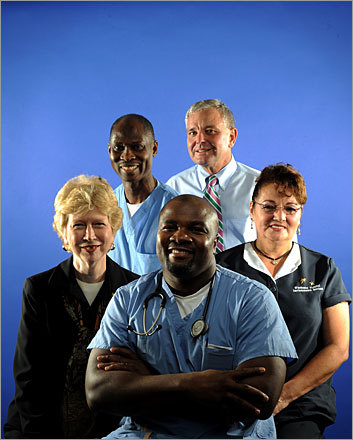 What makes a truly great place to work? The employees at Winchester Hospital (pictured) know. The 229-bed community hospital grabbed the top spot in the Globe 100's Top Places to Work for 2008. Read what employees from some of the top 100 workplaces had to say about what makes their jobs so special.