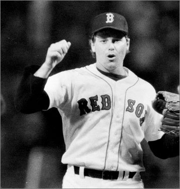 Roger Clemens, 1986 The 22-year-old fireballer's ascent to superstardom became official April 29 at Fenway, when he whiffed 20 Seattle Mariners, a record for a nine-inning game. 'The Rocket' began the season 14-0 (in 15 starts), finally suffering his first loss July 7 against Toronto. He finished the season with a 24-4 record and a 2.48 ERA, earning the Cy Young Award while also becoming the first starting pitcher since Oakland's Vida Blue in 1971 to be named MVP. No starter has done it since.