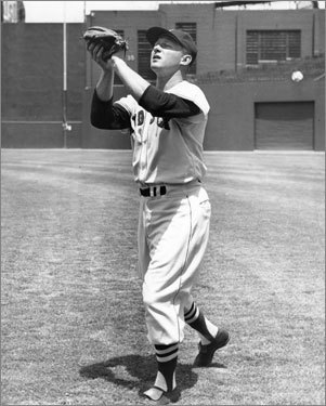Jackie Jensen, 1958 The rocket-armed 31-year-old right fielder won his lone MVP after leading the league in RBIs (122) while finishing fifth in homers (35), doubles (31), and on-base percentage (.396). Jensen was one of the most gifted all-around athletes of his time -- he was the first person to play in both the Rose Bowl and the World Series -- but he ended his 11-season career prematurely in 1961 because of a fear of flying.