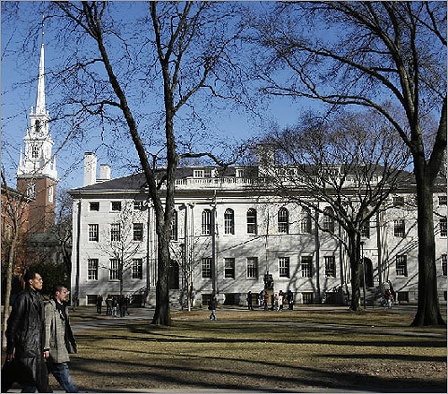 Harvard University announced it would lay off 275 employees yesterday due to endowment losses. For Harvard and many other local universities, the economic down turn has taken a toll. Scroll through this gallery to see the cuts planned, or already in progress, at other institutions of higher learning.