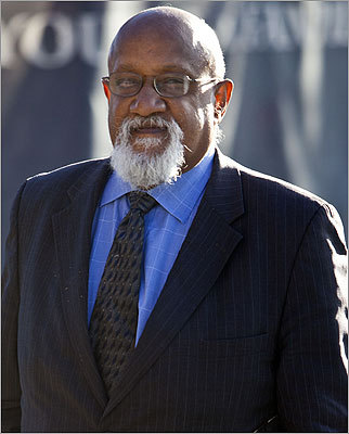 Chuck Turner, the former Boston city councilor, was sentenced in January 2011 to three years in prison for accepting a $1,000 bribe in 2007 and lying about it to federal agents. Turner was convicted in October 2010 during a federal corruption trial. Shortly thereafter, he was expelled from the city council. A month later, a federal judge cleared the way for Boston to hold a special election to fill Turner's seat when he rejected Turner's claim that he was wrongly removed by the council. The sentence marked an ignominious closing chapter for Turner, who spent decades as a fierce opponent of gentrification and a champion for affordable housing for the poor. Read on for a look at Turner's rise and fall.
