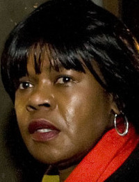 Dianne Wilkerson used the firm's stores to cash checks.