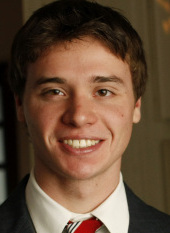 Robert Kubala of Boston College is among the 40 Marshall Scholars who will be officially named today.