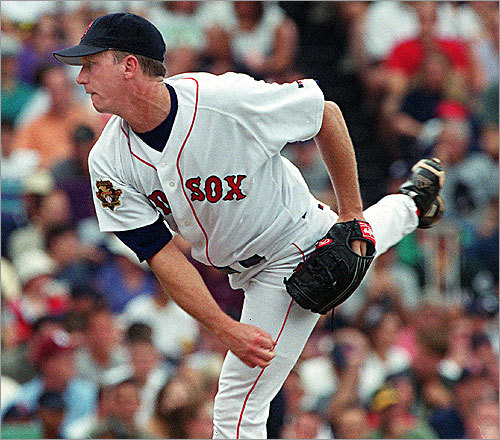 David Cone Cone also had a brief stint with the Sox in 2001, going 9-7 with a 4.31 ERA. Cone won the AL Cy Young Award in 1994 as a member of the Kansas City Royals. He's remembered for pitching a perfect game for the New York Yankees in 1999. Cone is also a first-timer on the Hall of Fame ballot.