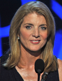 Caroline Kennedy is considering a run for Senate.
