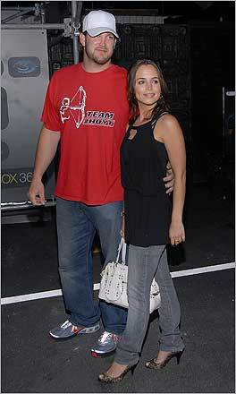 Former Los Angeles Dodgers pitcher Brad Penny may become the newest member of the Red Sox, pending a physical. Off the field, the flamethrowing righty dated two Hollywood stars, Alyssa Milano and Eliza Dushku (right), originally from Watertown. He's not the only baseball player who dated a star. Here's a look at some famous baseball players and their relationships with celebrities.