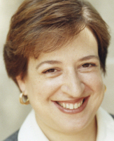 Kagan, 48, is Harvard Law School's first female dean.