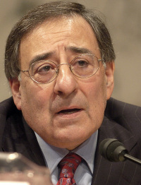 Leon Panetta has no prior experience at the agency.