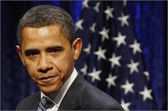 President-elect Barack Obama addressed the economy Thursday at George Mason University in Fairfax, Va.