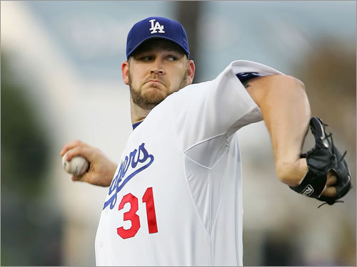 Brad Penny, RHP The following day, the Sox officially inked the former Dodgers ace to a one-year deal that could be worth up to $8 million with bonuses. Penny, 30, was an All-Star in 2006 and '07, but had his worst season last year with the Dodgers thanks of a right shoulder injury. He went 6-9 with a 6.27 ERA in 19 games (17 starts) while striking out 51 and walked 42 over a career-low 94.2 innings. The Sox hope he can anchor the back of the rotation. If he's healthy, he could be a major steal.