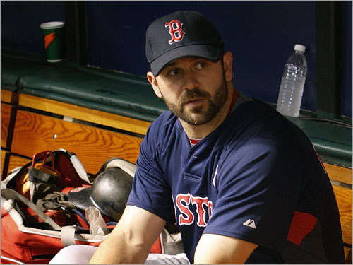 Jason Varitek The prolonged negotiations between Jason Varitek and the Red Sox were resolved Friday, two weeks before pitchers and catchers were scheduled to report to spring training. Varitek agreed to a one-year contract with a mutual option for 2010. He will earn $5m in 2009, with the club holding a $5moption for 2010. If the Red Sox do not pick up that option, Varitek has the choice of remaining with the club on a $3m deal. In '10, he can earn another $2m in incentives based on playing time. The incentives apply to the player option only. The catcher agreed to a one-year, $5 million contract with a mutual option for 2010 that includes a potential sweetener.