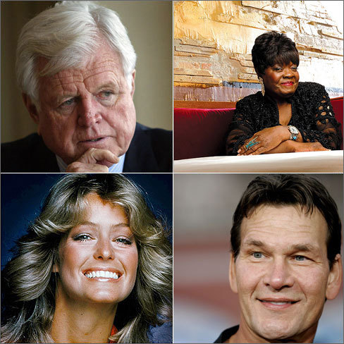 Every year, notable figures from the famous to the infamous leave this world. Scroll through this gallery to see who has died in 2009. 6 Life lessons from an obituary writer