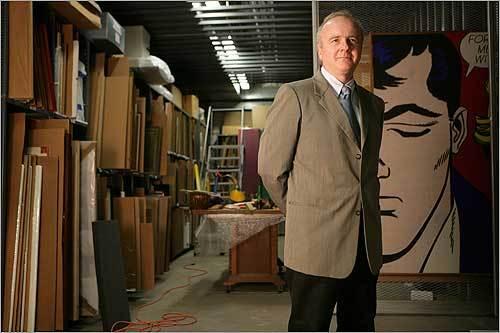 Museum director Michael Rush