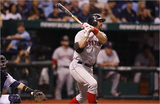 Red Sox catcher Jason Varitek has until today to accept his contract offer, but sources say he may choose to skip this season. Is Boston ready to part ways with its captain?