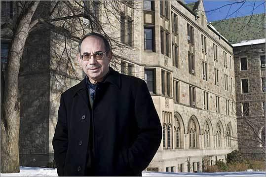 Raymond Cohen, of Hebrew University of Jerusalem, at Boston College.