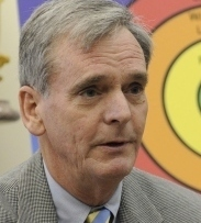 LEADING THE PACK Administration officials have said Gregg, a N.H. Republican, is the 'leading candidate' for the secretary of commerce job.