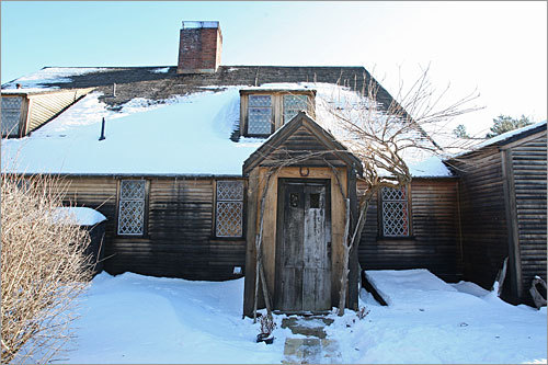 The Isaac Goodale House in Ipswich is a landmark of New England heritage and the legacy of one of the region's founding families. This is not the home's original location. It was built in Salem, by Robert Goodale for his son Isaac. The Goodales had sailed from England to Salem in 1634, just 14 years after the Pilgrims dropped anchor in Plymouth Harbor.