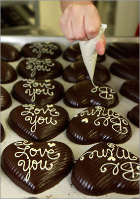 Step away from the Hershey bar. Put back the Whitman's Sampler. If you want to buy your sweetheart some chocolate he or she will truly appreciate, go for the good stuff, chocolate prepared locally by those who make it their craft. As an aid, we chose confections from 10 of New England's top chocolatiers and put them through a blind, professional taste test.