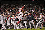 Boston lost about $650,000 from the 2007 World Series.