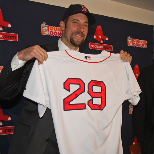 Question 4 <!-- // define variables var date = new Date(); var current_time = date.getTime(); // write SCRIPT tag to browser document.writeln(' '); // --> TATB says ... John Smoltz . Theo says Smoltz is a freak of nature, and we agree. He struck out 36 in 28 innings last season, even as his shoulder was shredding with each pitch. We're going to love this guy come October -- and perhaps sooner.
