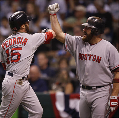 Little has changed for the Red Sox since last October. Coveted free agent Mark Teixeira ended up in New York. Jason Varitek returned. And the nucleus of a team that reached Game 7 of the 2008 ALCS generally remains intact. Now, with pitchers and catchers due to report to Fort Myers Thursday, they face their usual lot of questions entering spring training. Tony Massarotti runs through nine questions the Sox will have to answer before returning to Fenway Park April 6, and we give you the opportunity to share your opinions in on each of them.