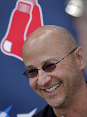 Sox manager Terry Francona answered questions from reporters on Wednesday afternoon.