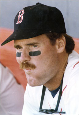 Third base: Wade Boggs The Hall of Famer with a .328 career average went south in 1992, his final year in Boston, batting .259. Having garnered much off-field attention for his extramarital affair with Margo Adams, who later sued him, Boggs angered his teammates with his selfishness, including a much-publicized tiff with Roger Clemens. Boggs took his act to the Yankees the following season, further angering the Nation.