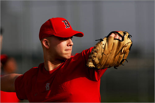 13. Justin Masterson If you took Derek Lowe circa '99, melded him with Bob Stanley, added a dab of The Eck, and then gave him a 96-mile-per-hour fastball for good measure, this versatile righthander is what you'd have. <!-- // define variables var date = new Date(); var current_time = date.getTime(); // write SCRIPT tag to browser document.writeln(' '); // -->