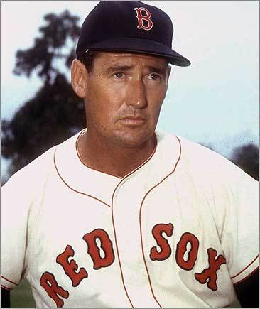 Ted Williams, one of Kennedy's boyhood heroes, symbolized the kind of heroism Kennedy knew he had to reach for: an indefatigable day-to-day reliability.