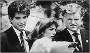 Kennedy children and Ted