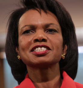 Condoleezza Rice's first book is set for 2011.