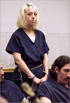 Tanya Joan Hadden San Bernardino, Calif. Former high school teacher Tanya Joan Hadden received five years probation for kidnapping, statutory sexual seduction, and teacher-student sexual relations. Hadden took a 15-year-old student to Las Vegas, where they engaged in sexual intercourse. She spent five months in jail before pleading guilty.