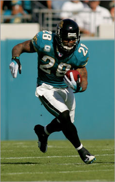 Upgrading the offense While defense figures to be a top priority, the Patriots have already explored options on offense in free agency, visiting with running back Fred Taylor (pictured). Tight end is also an area that could use reinforcements, and former New York Jet Chris Baker could find his way on the team's radar in free agency.