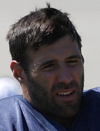 Mike Vrabel will give his all.