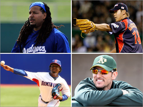 With many of the Red Sox regulars far away from Terry Francona and Florida, we take a look at some of the Sox players who are scattered around the globe playing in the World Baseball Classic. We've also got updates on some old friends from Boston who found new homes during the offseason.