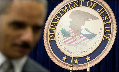 SIGNING STATEMENTS President Obama ordered executive officials to consult with his Attorney General Eric Holder Jr. before relying on any of President Bush's signing statements to bypass laws. Bush had greatly expanded the use of signing statements -- legal documents that instruct executive officials on how to implement laws -- to bypass or overwrite elements of the bills with which he disagreed. NYTIMES.COM Don't Rely on Bush's Signing Statements, Obama Orders Globe series: More on signing statements