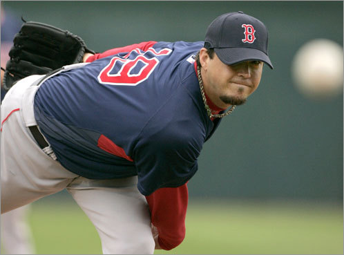 Josh Beckett, RHP 2008 statistics: W-L ERA IP K BB 12-10 4.03 174.1 172 34 By many accounts, Beckett came into camp looking more like the 2007 version of himself than the 2008 one. That could be huge at the top of a rotation that could be one of the best in baseball. With oblique injuries and back injuries and elbow injuries behind him, Beckett needs to anchor the staff. Don't dismiss another Cy Young-type season.
