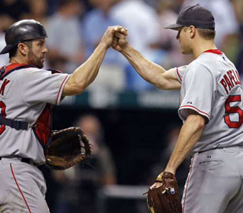 The American League East race this season promises to be hotly contested from April right through September, with the Red Sox, Rays, and Yankees having legitimate championship aspirations. We asked the Globe's Tony Massarotti and Touching All the Bases blogger Chad Finn 10 questions regarding the the sluggers, aces, and young stars that make the division so compelling. Check out their answers, and let us know where you stand on each one by voting in surveys after each question.