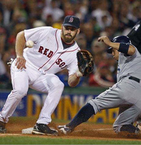 Mazz: As talented as the Red Sox, Rays and Yankees all look this season, they still have to play each other. Two of these teams will win 90 games are likely to make the playoffs, but at least one will not. That club will finish with 87 or 88 wins. Finn: Three. A season ago, the Rays (97 victories) and the Red Sox (95) surpassed the threshold, while the Yankees won 89. Even the Jays were close, with 86 wins. This year, the Sox, Rays, and Yankees will all win at least 90 , the additional victories coming at the expense of a regressing Toronto club.