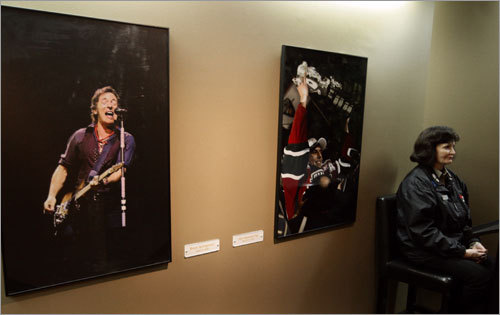 Milan Lucic's picture hangs next to Bruce Springsteen's at the entrance to the gallery suites inside the Pacific Coliseum in Vancouver. There is The Boss and there is Looch, hoisting the Memorial Cup above his head. In this corner of Canada, there is no question who is the bigger celebrity. Read the story