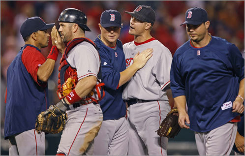 It seems inevitable that in the end the Red Sox will be playing into the postseason in 2009. The only wild card is health, with some key pieces coming off injuries in 2008 or offseason surgeries. There is envious depth in the starting rotation, and the bullpen looks dominant on paper. Though the offense is weakened, the pitching and defense could make up for it, and that could bring the Sox back to where they left off last season, the ALCS, or beyond. The Globe's Amalie Benjamin shares her thoughts on each player on the roster.