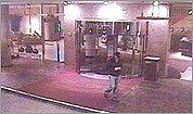 Hotel surveillance photos