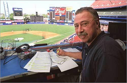 Fans liked Remy, first of all, for his top-notch work in the booth. He regularly anticipates pitches and steals before they happen and can break down a swing as well as anyone in the business.