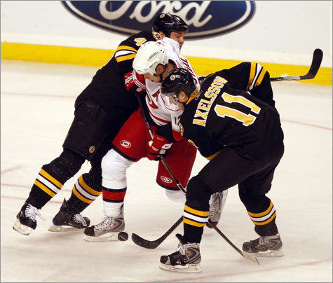 The Bruins open their series against Carolina on Friday, but it's been a while since the Hurricanes have hit New England. To refresh Boston's memory, we have seven key things every Bruins fan should know about the team's second-round opponent.
