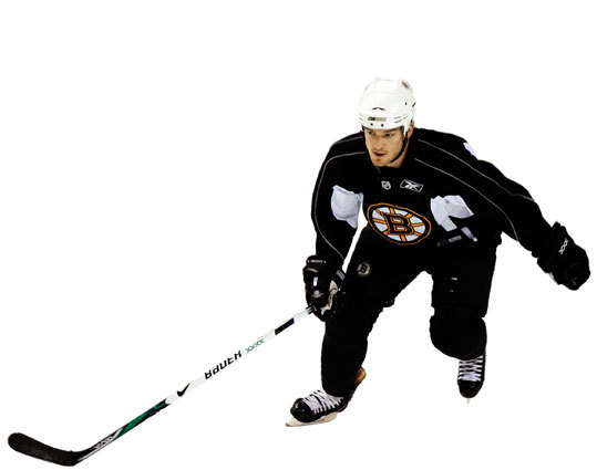 The off-ice résumé of Andrew Ference reads more like that of a good-will ambassador than a hockey player. 'If I didn't play hockey, I'm just another person,' said the 30-year-old Ference, an Edmonton native. 'Hockey gives you the soapbox, especially up north. Any hockey player has the opportunity to represent something. It's a shame if you don't represent something productive.'