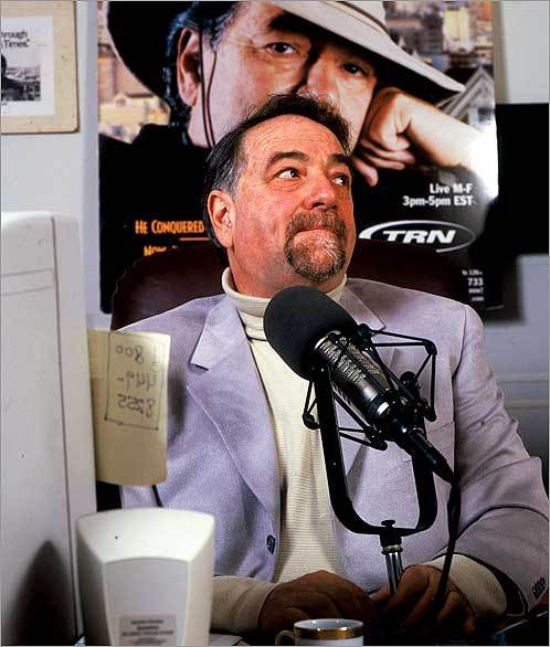 Michael Savage Syndicated radio host Savage was one of 22 people 'blacklisted' in Britain on May 5, 2009, when the country released a list of 'hate promoters' who have been banned in Britain since October. Savage said he is planning to sue the country, claiming he had been defamed and endangered by the decision made by Jacqui Smith, the Home Secretary. After hiring Savage in March 2003, MSNBC fired the conservative talk show host on July 7 that year for telling a gay caller, ''You should only get AIDS and die, you pig.'' Savage has continued his national radio show, where he continues to speak out about homosexuals, illegal immigration, and Islamic extremists.